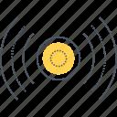 signal, signaling icon