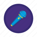 media, mic, microphone
