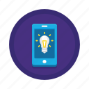 communication, mobile, solutions icon