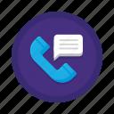 call, communication, phone
