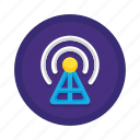 communication, interaction, receiver icon