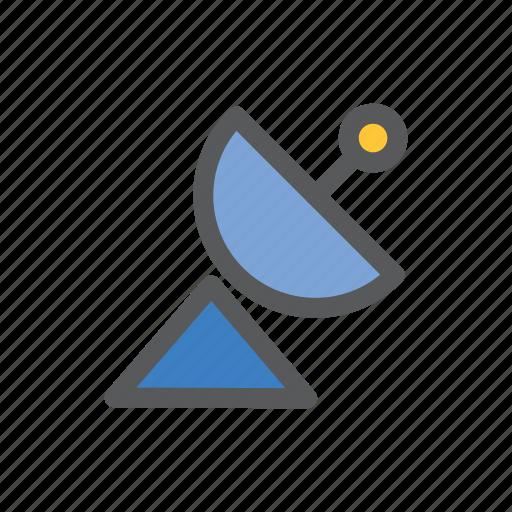 communication, network, sharing, signal, work icon