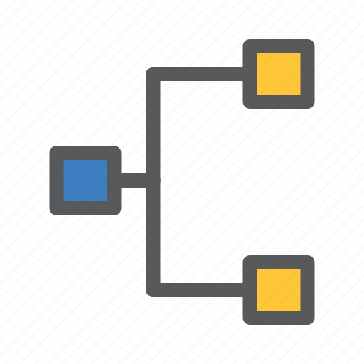 communication, connection, network, sharing, work icon