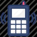 cordless phone, transceiver, walkie talkie, wireless mobile, wireless phone icon