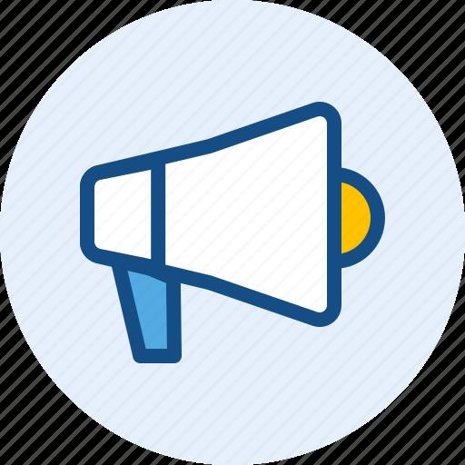 announcement, broadcast, community, share icon