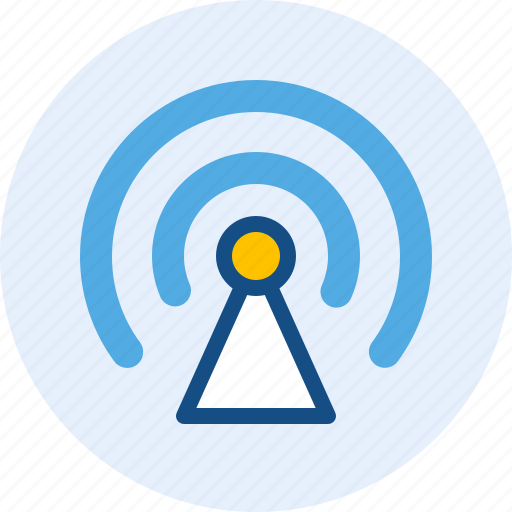 cellular, communication, network, signal icon