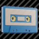 cassette, tape, music, audio-cassette, speaker, multimedia, player