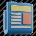 newspaper, news, article, newsletter, journal, magazine, document