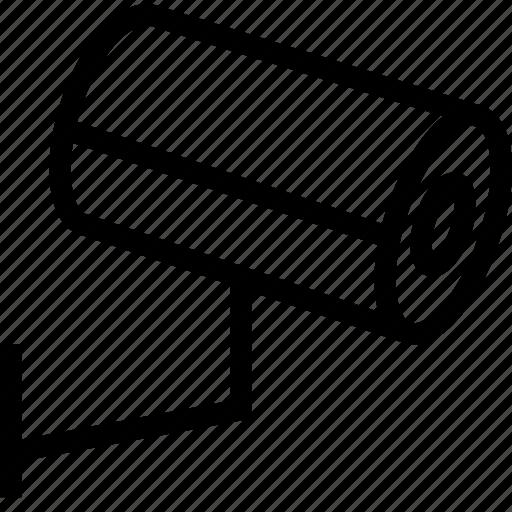 ccd camera, security camera icon