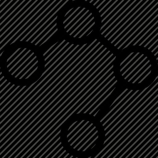 Optimization, ecommerce, analysis icon