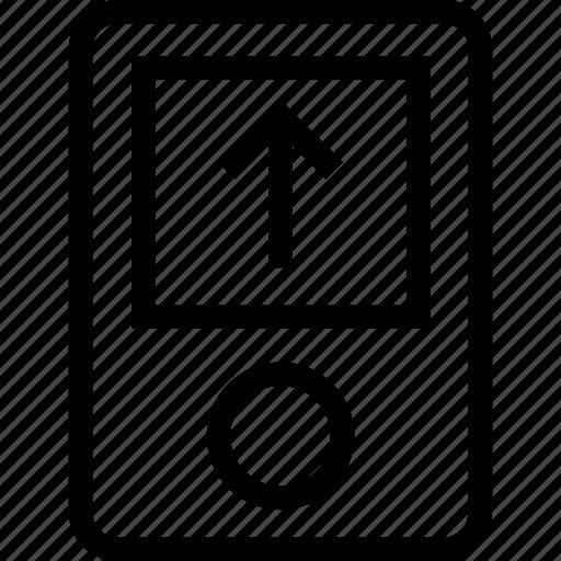 audio, ipod, music, music player icon