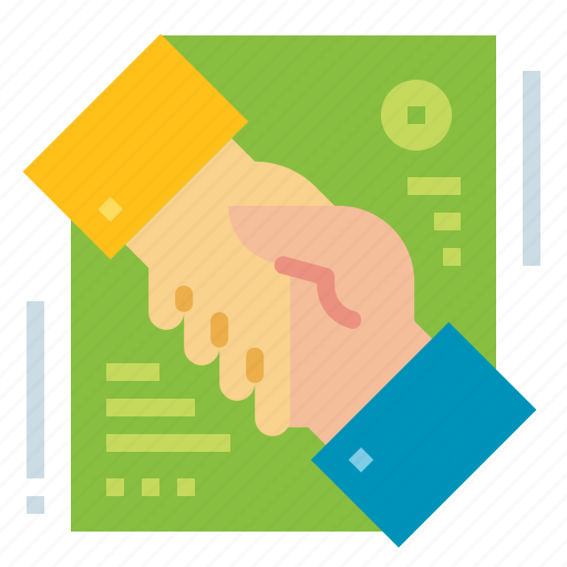 Agreement, business, contract, deal, partner icon - Download on Iconfinder