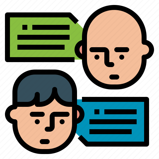 Chat, communication, consultant, conversation, talk icon - Download on Iconfinder
