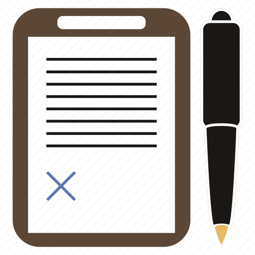 Agreement, department, law, pen, suits icon - Download on Iconfinder