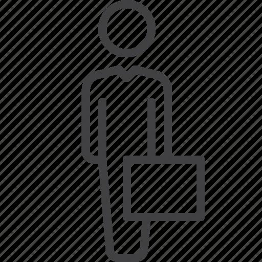 Businessman, case, professional icon - Download on Iconfinder