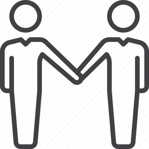 agreement, greeting, handshake, partnership icon