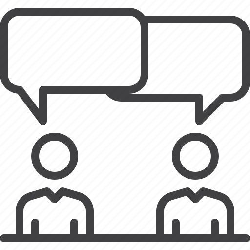 conversation, discussion, dispute, forum icon