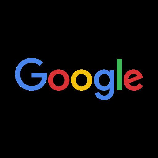 company, google, identity, logo icon