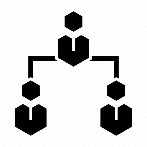 company, interaction, network, networking, organization, structure, team icon