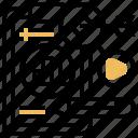analysis, marketing, planning, strategy, target icon