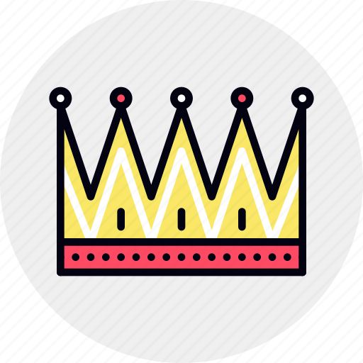 Crown, honor, king, market, royal, supremacy, victory icon - Download on Iconfinder