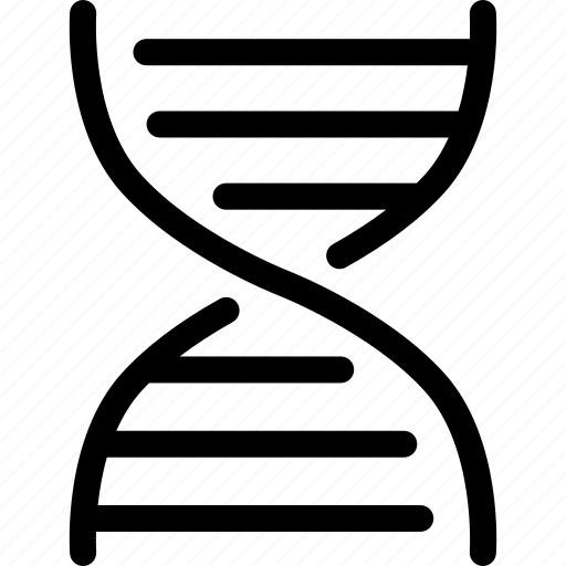 dna, genetic, genetics, genome, molecule, sequence, structure icon