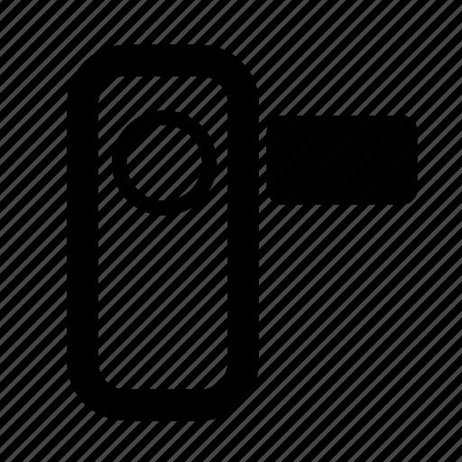 camera, multimedia, record, screenrecord, video icon