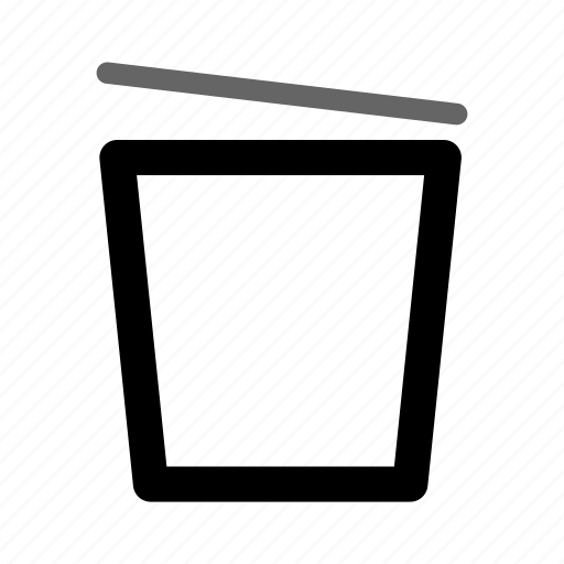 Bin, trash, delete, recycle icon - Download on Iconfinder