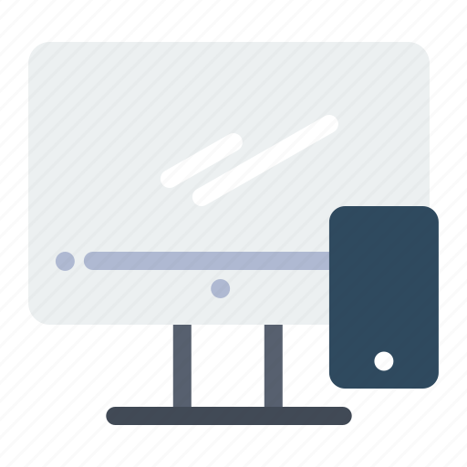Computer, device, imac, mobile, monitor icon - Download on Iconfinder