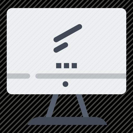 computer, device, imac, monitor, pc icon