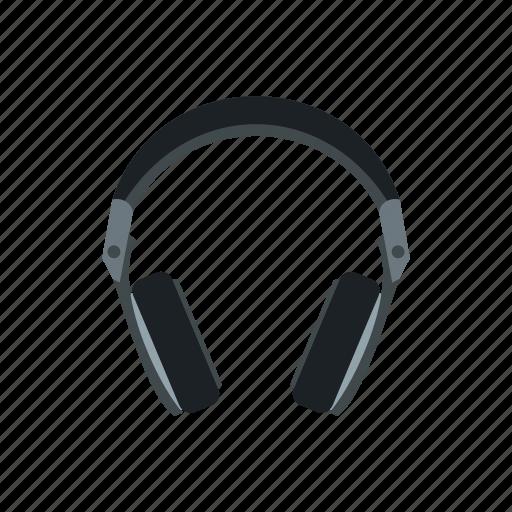 audio, dj, headphones, music, sound, stereo, technology icon