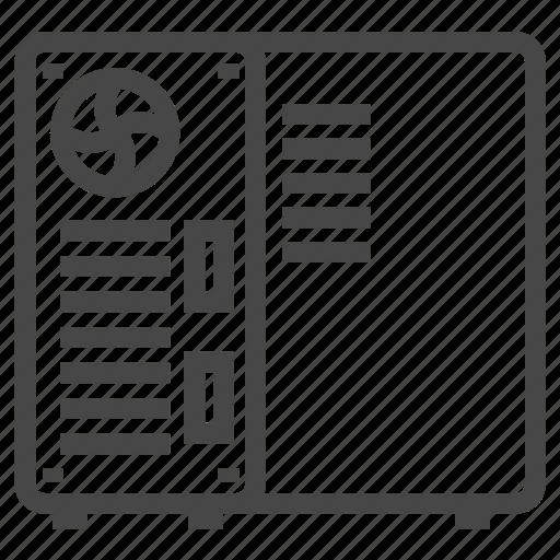 box, computer, desktop, pc icon