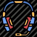 audio, earphone, headphone, multimedia, music, sound