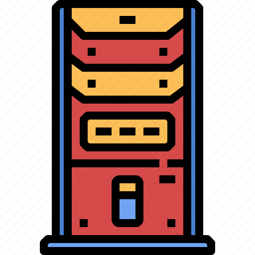 case, computer, digital, electric, parts, technology, tools icon