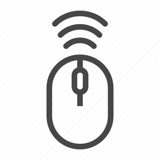 computer, device, mobile, mouse, pc, technology, wireless icon