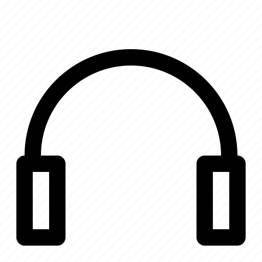 Earphone, headphone, headset, listen, music icon - Download on Iconfinder
