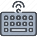 computer, device, hardware, keyboard icon