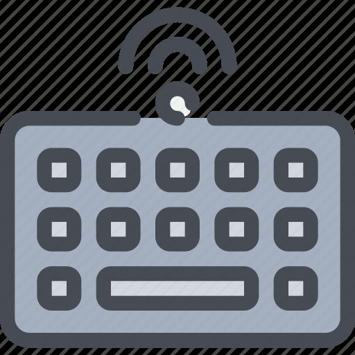 computer, device, hardware, keyboard icon