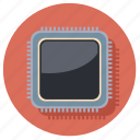 chip, computer, device, laptop, pc, technology icon