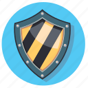 antivirus, firewall, lock, protection, secure, security, shield icon