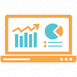 chart, marketing, pie chart, presentation, statistic, statistics icon