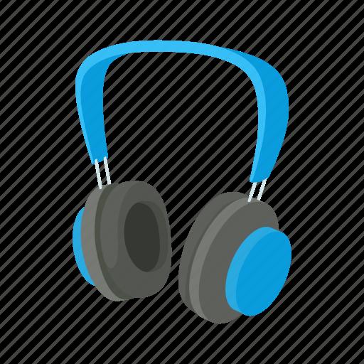 cartoon, headphone, modern, music, sound, stereo, volume icon
