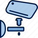 camera, computer, hardware, information, pc, recorder, transfer icon