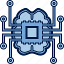 chip, computer, cpu, hardware, microprocessor, pc, processor icon