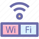 internet, internet device, modem, router, wifi, wifi modem icon
