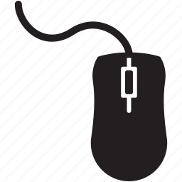 classical mouse, click, cursor, mouse icon