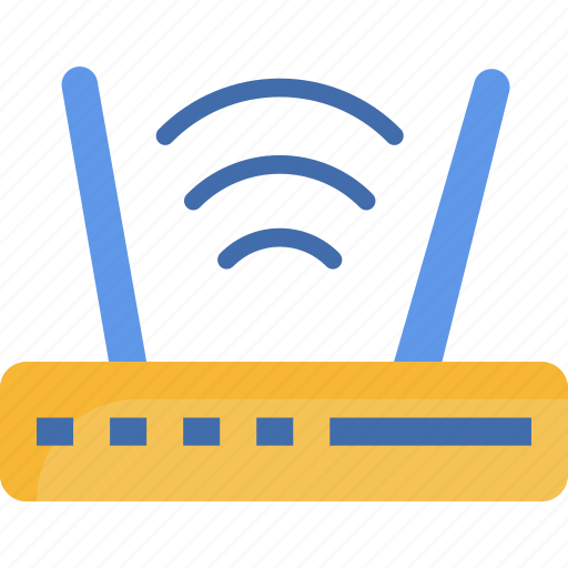 Hardware, internet, router, wifi, wireless icon - Download on Iconfinder