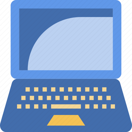 Computer, hardware, laptop, technology icon - Download on Iconfinder