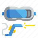 ar, multimedia, reality, technology, virtual icon