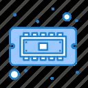 chip, computer, cpu, hardware